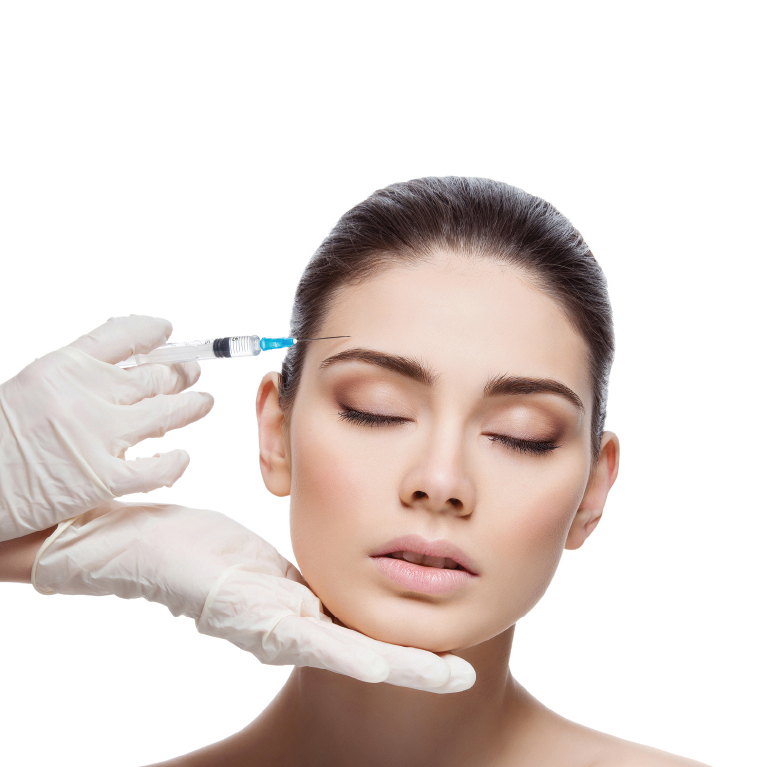 How does liposuction affect the skin?